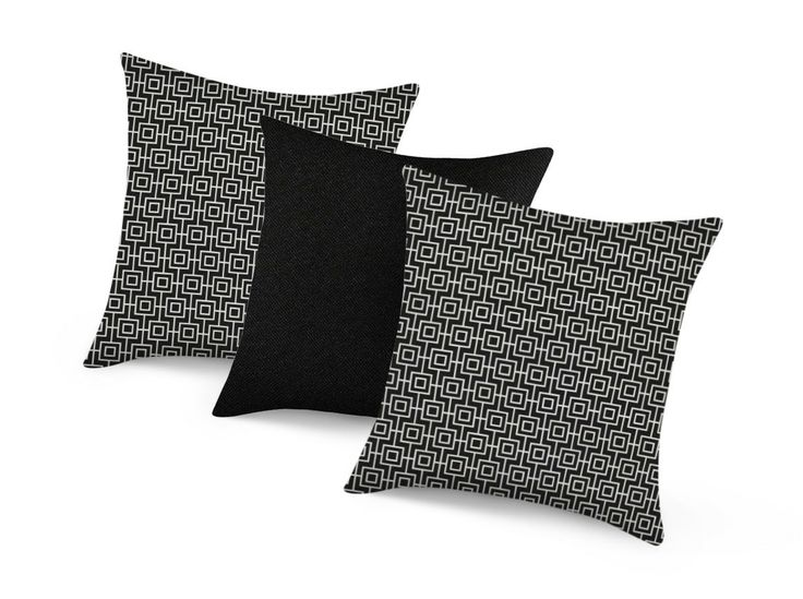 Set of 3 Outdoor Throw Pillows. Made in Melbourne Australia. Free Delivery – Stylish Cushions By Design