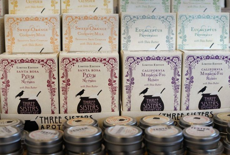 Three Sisters Apothecaryand Soapy Tails, the two brands from Sebastopol-based natural soap and skincare producer Soap Cauldron, feature several lavender offerings. Their bar soaps are handmade in small batches in the tradition of the first soap guilds of 7th century Europe, using only natural botanicals, pure essential and vegetable oils. The business is based at the Barlow in Sebastopol, and is named after the Yniguez sisters, Emma, Marlo and Pandora, of which founder and soap maker Emma…