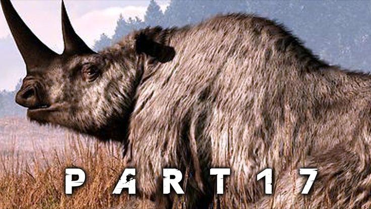 Wooly Rhino in Far Cry Primal - Walkthrough Gameplay Part 17 (PS4)