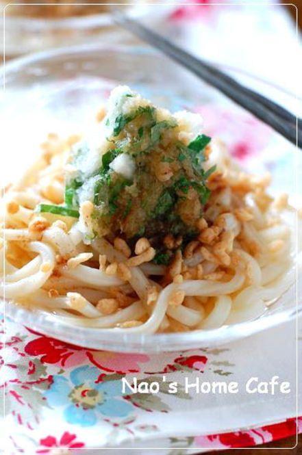 簡単!クセになる◎夏のさっぱり冷やしうどんレシピ6選 - Locari(ロカリ) 出典: cookpad.com