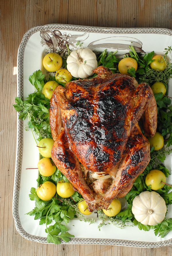how to cook a great turkey