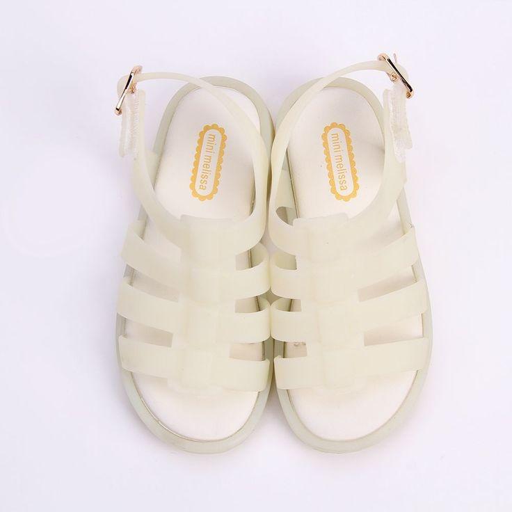 Mini Melissa Rome Girls sandals for children fashion pink sandals children Melissa sandals sandals summer sandals #Affiliate