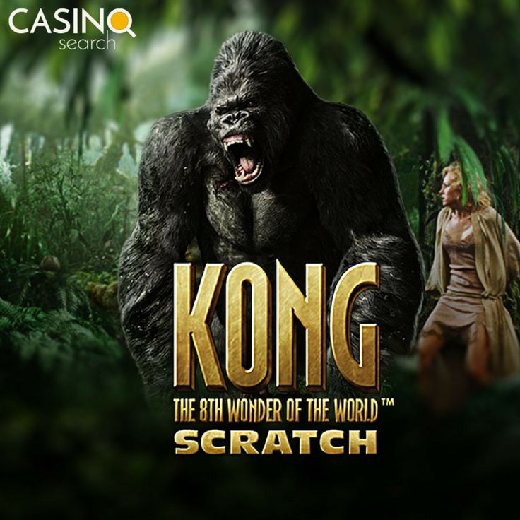 Review online slot of Kong - The 8th Wonder Of The World from Playtech 👨🐵👱  More information here: http://www.slotgamesonline.eu/game/kong-playtech