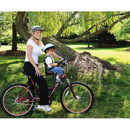 WeeRide, Kangaroo Ltd Special Edition, Center-Mounted Bicycle Child Carrier - Walmart.com