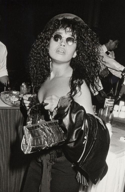 Lisa Bonet look années 80