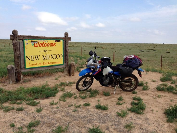 RoadRUNNER Magazine | Trans America Trail: Nothin' New in New Mexico (It's Still Beautiful)