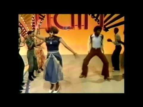 Bee Gee's- You Should be Dancing, on Soul Train with Don Cornelius