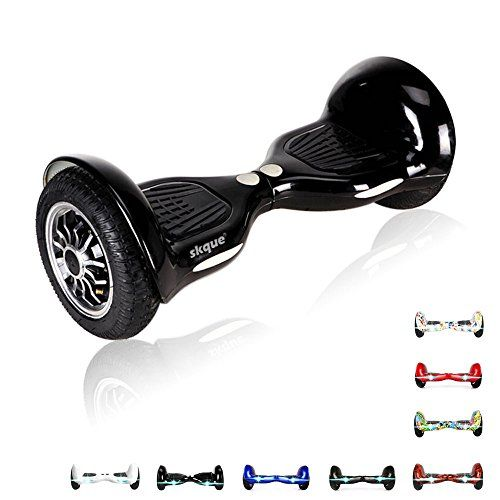 25 4cm 10 Zoll Self Balancing Scooter Skque 2 Räder