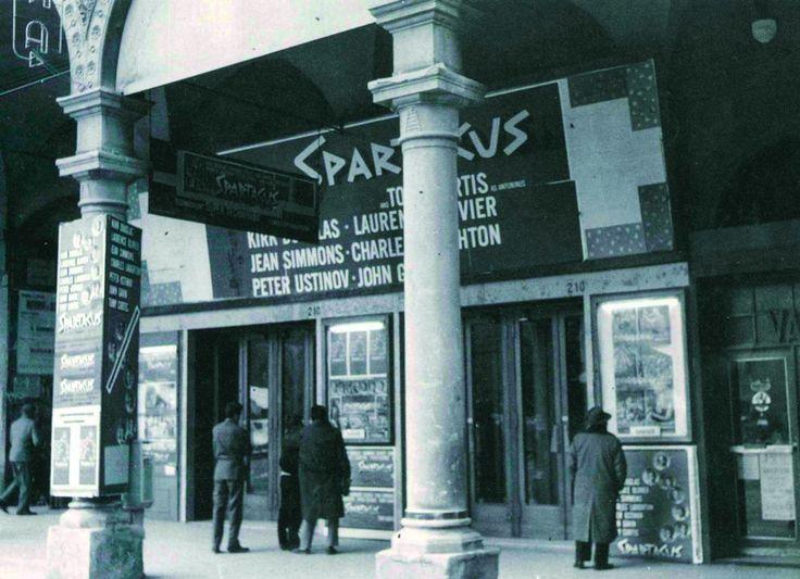 Il Cinema Centrale (foto postata da Giancarlo Neri in Sei di Imola Se)