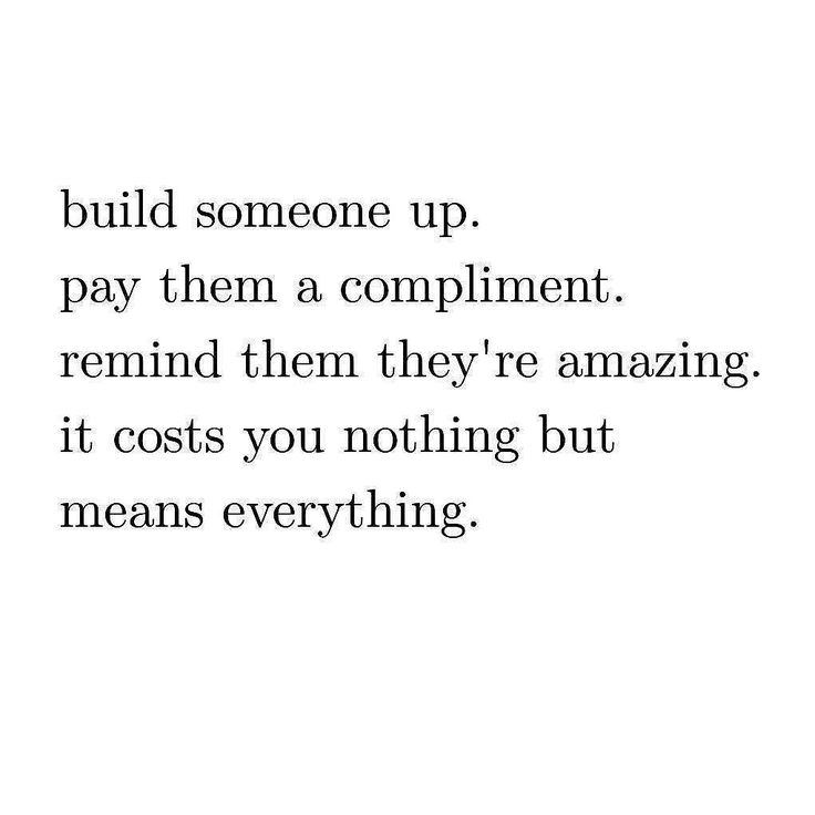 Let's build each other up. It costs nothing at LoveLifeTBD.com