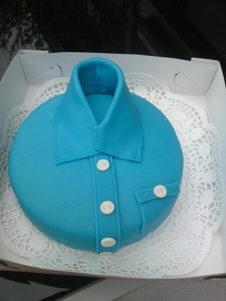 #Overhemd taart