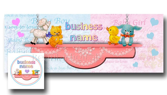 babybusiness Facebook Banners Clearance
