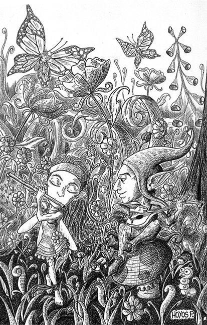 Ink & Stylographs by Roger Hoyos, via Behance