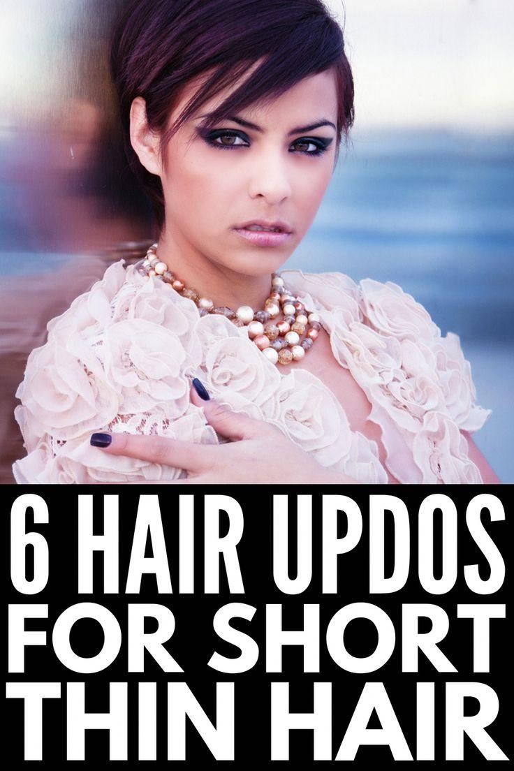 Schnell & Elegant: 23 Schritt-für-Schritt-Hochsteckfrisuren für dünnes Haar