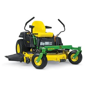 John Deere Z535m 25-Hp V-Twin Dual Hydrostatic 62-In Zero-Turn Lawn Mo
