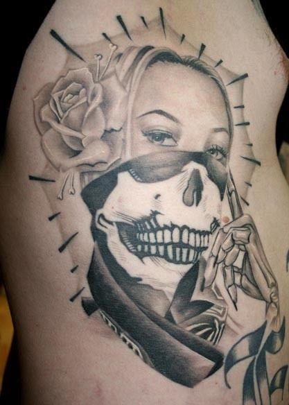 "Tattoo completed by ""Tatu Baby"" (Katherine Flores)"
