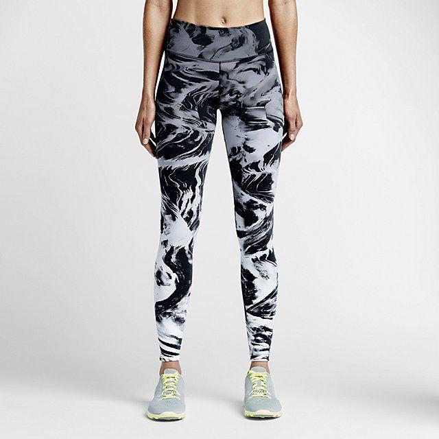 Nike Legendary Engineered Waterfall Women's Training Tights . Nike Store