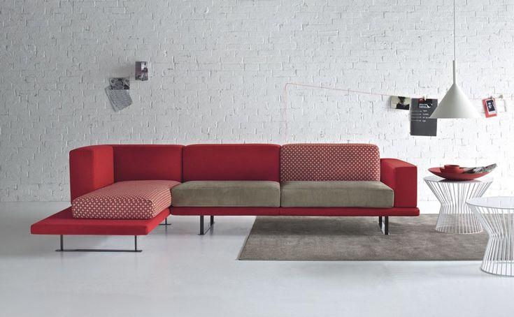 Os sofás modernos são uma peça fundamental na decoração de uma casa moderna. Para ver as tendências em sofás CLIQUE AQUI.