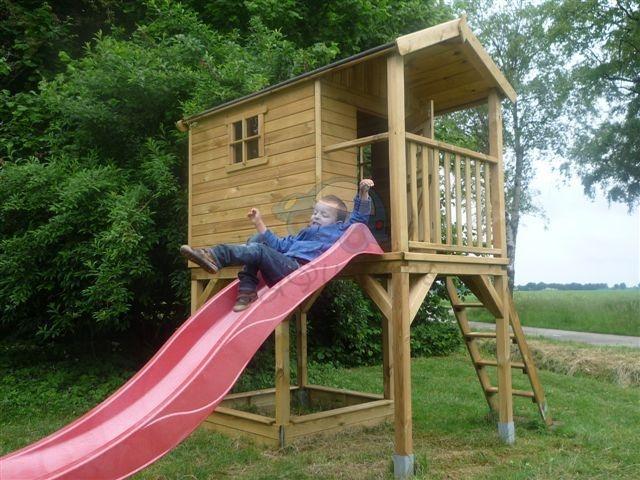 Het speelhuisje voor kinderen Maks