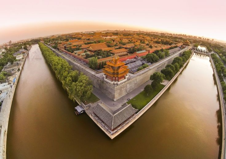 Beijing from Above — I wrote a full story about this video and getting detailed by the Chinese police! Check http://www.stuckincustoms.com/2014/06/19/dji-quadcopter-china-detention - I also have more about how I made the video, equipment, etc etc.