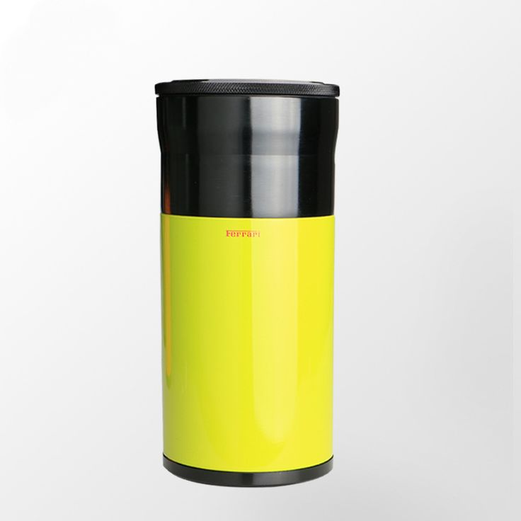 Beautiful Gadgets Large Size Aluminium Alloy Travel Cigar Tube Portable Jar Cigar Humidor W/ Humidifier