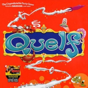 Quelf, Ridiculously Fun Game......