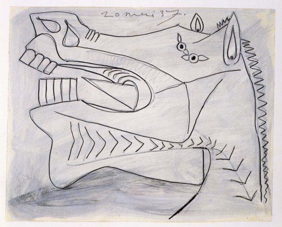 pablo picasso guernica essay Below is an essay on guernica,pablo picasso from anti essays, your source for research papers, essays, and term paper examples there are so many paintings in our world each has its own meaning and origin.