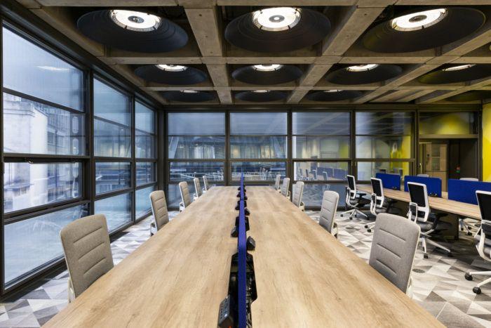 Office Tour Lloyd S Lab Innovation Space London Innovation