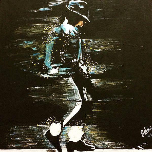 Blue Moonwalk Michael Jackson – KARDS and Gifts