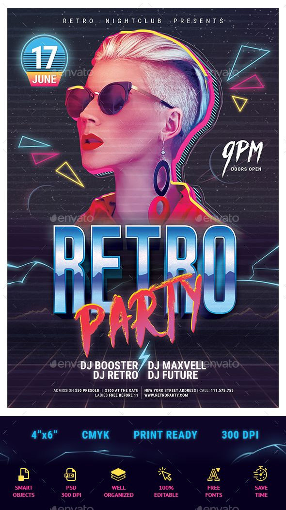 Pin by best Graphic Design on Flyer Templates Party flyer, Graphic