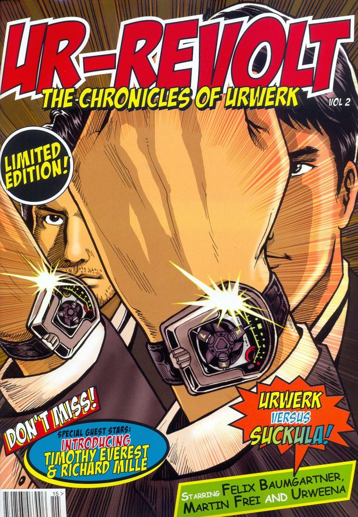 UR-Revolt Episod #2 p.1 September 2009 Revolution  USA N°9