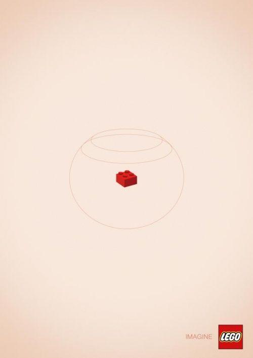 Lego Imagine - Goldfish