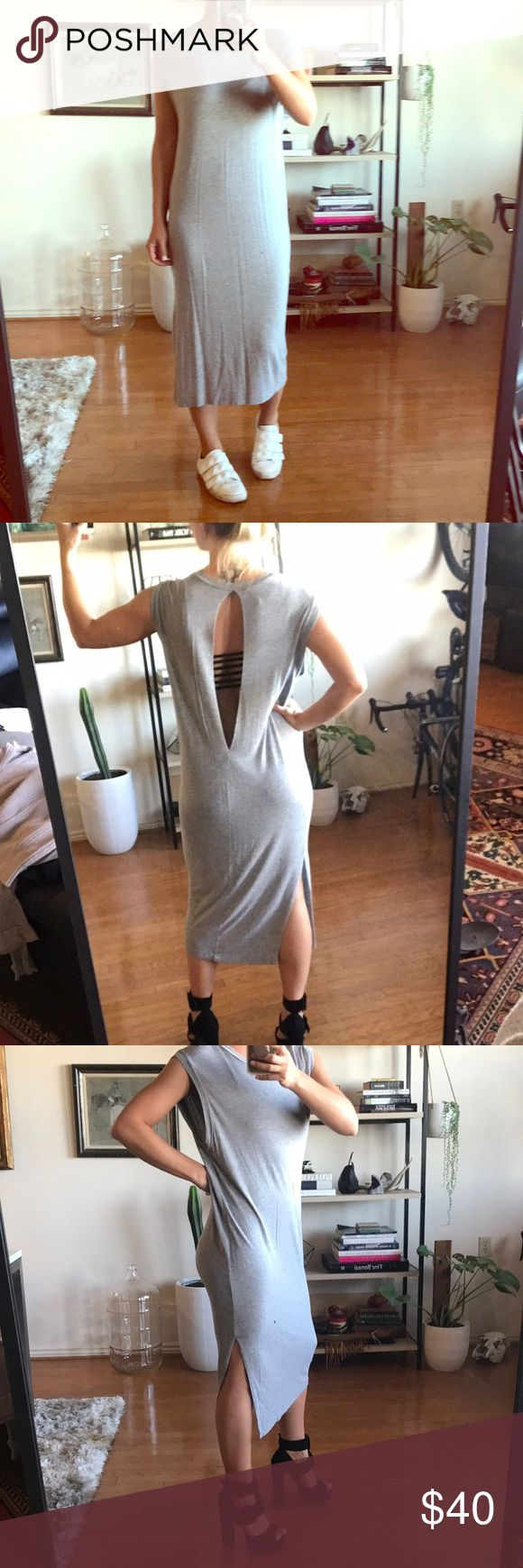 87 Best My Posh Closet Images On Pinterest Minimal Mosa Mixed Top Navy Xs Silence Noise Open Back Sleeveless T Shirt Dress