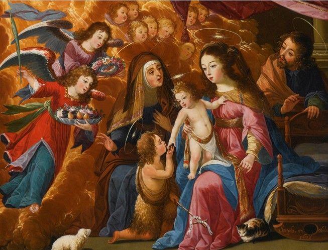 Museu da Misericórdia do Porto comprou quadro de Josefa de Óbidos - JN