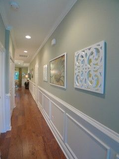 Crown molding. Gorgeous!