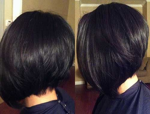Best 25+ Short Graduated Bob Ideas On Pinterest