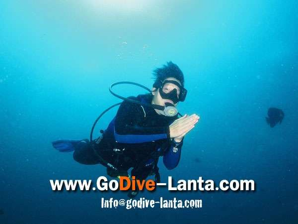 Go Dive Lanta is a PADI Dive Centre on Koh Lanta which is a tranquil island in Krabi Province, Thailand. We have experienced instructors that speak a wide variety