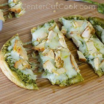 Pesto, Grilled Chicken