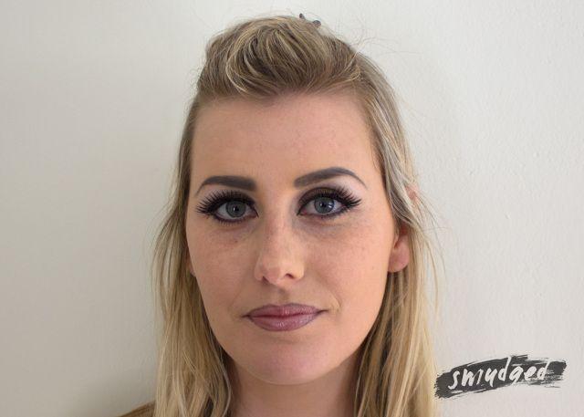 Priscilla Presley tutorial http://smudgedbeauty.co.za/2013/09/18/priscilla-presley-wedding-make-up-tutorial/