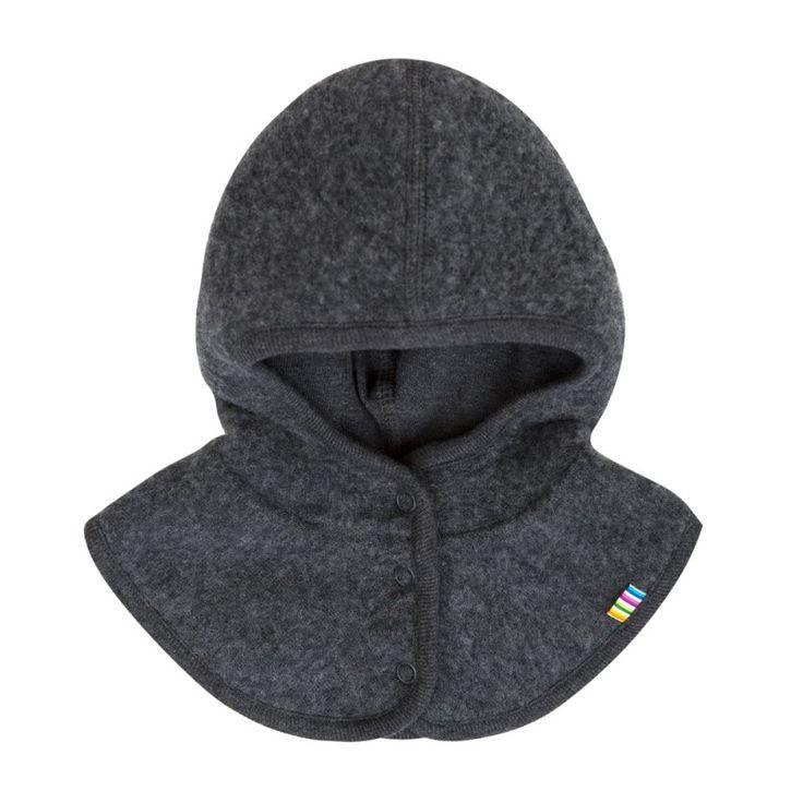 Balaclava / Elephant hood made from wool fleece (100% wool) by Joha from Denmark, available at Lillahopp