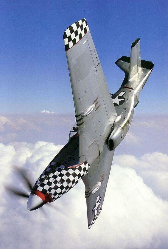 Favorito de la WWII P-54 Mustang