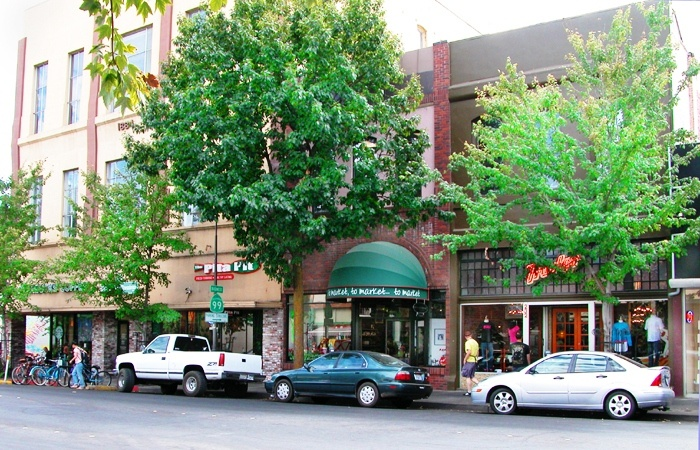 Downtown Chico