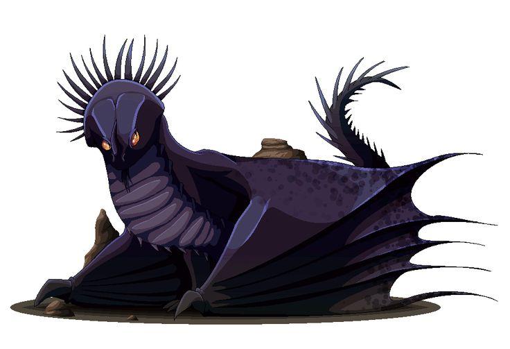 Картинки дракон кревет