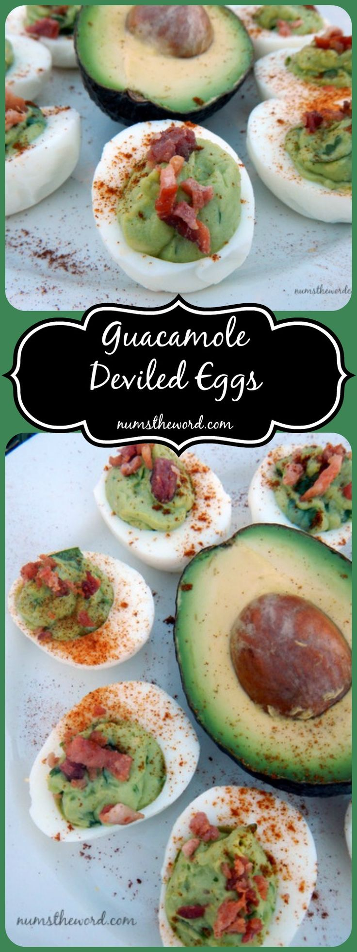 Do you love Guacamole? Try these Guacamole Deviled Eggs. 10 minute appetizer that everyone will love! This is the perfect way to use up hard boiled eggs!
