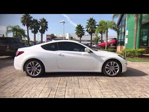 2015 Hyundai Genesis Coupe Winter Park Clermont Sanford Daytona Apopka FL 674773A