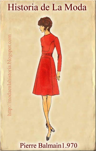 !  HISTORIA DE LA MODA  -  FASHION HISTORY : historia de la moda decada1970 (II)