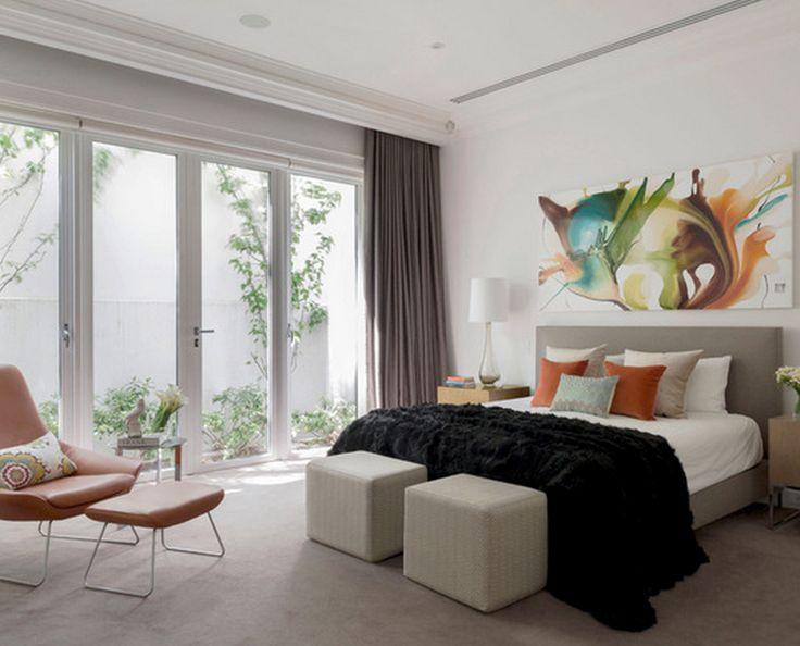 Ceiling Curtains, Grommet Curtains And Curtain Rods