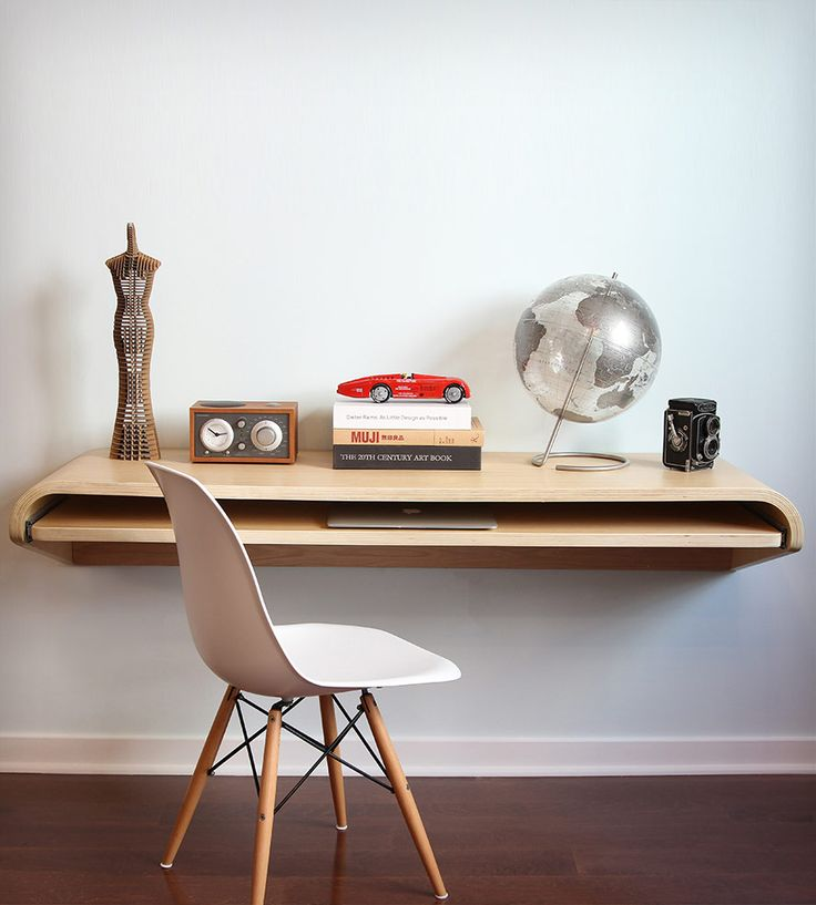 1000 ideas about floating wall desk on pinterest floating wall floating desk and desks - Orange floating desk ...