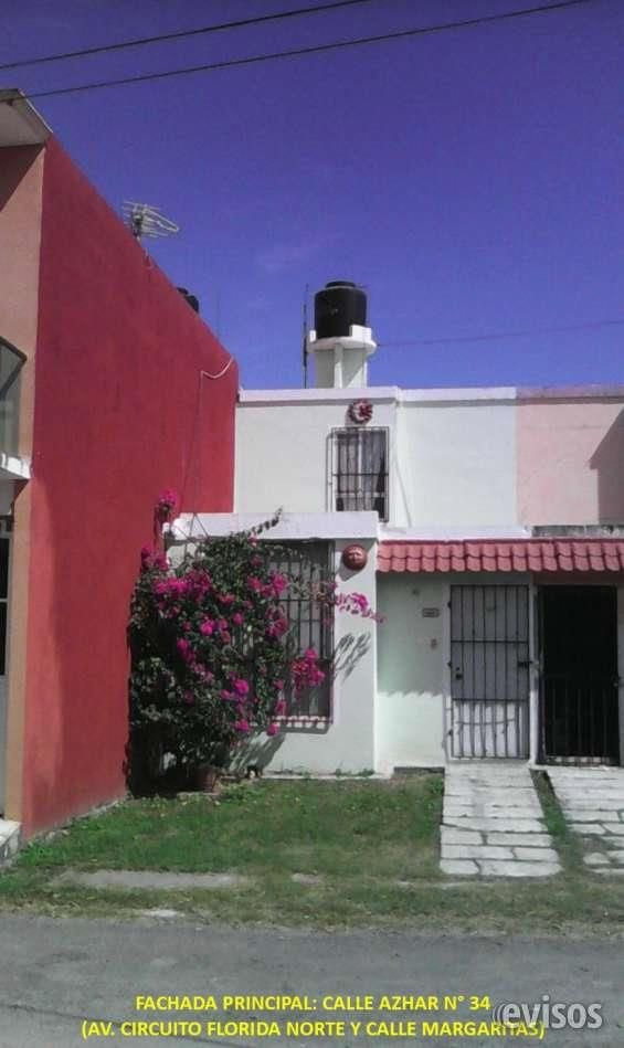 VIVIENDA EXCELENTE CALLE AZHAR, FRACC LA FLORIDA, VERACRUZ VER.  HERMOSA VIVIENDA CON EXCELENTE UBICACIÓN / DIRECCIÓN: CALLE AZHAR N° 34 (Av. Circuito Florida Norte ...  http://veracruz-city.evisos.com.mx/vivienda-excelente-calle-azhar-fracc-la-florida-veracruz-ver-id-616617