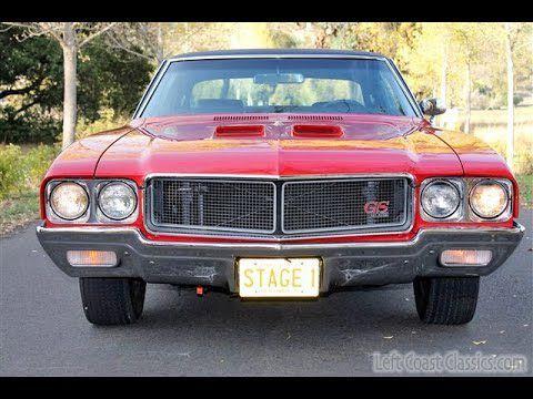 1970 Buick Skylark GSX Stage 1